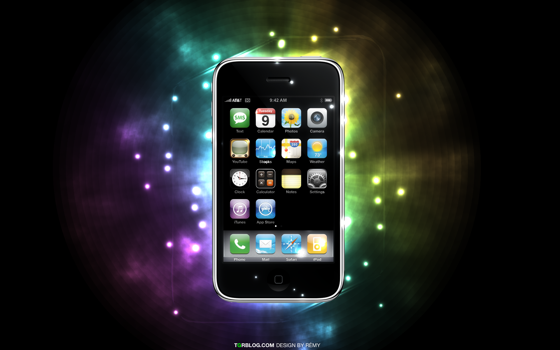 Iphone Hd Wallpapers: 12 HD IPhone Wallpapers For Your Desktop