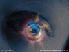 firefox eye blue 1024x768