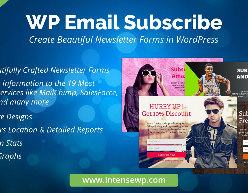 wp email subscribe
